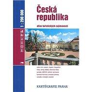 Česká republika: atlas turistických zajímavostí - Kniha