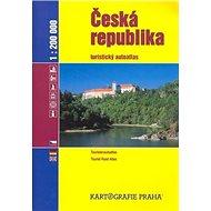 Česká republika: turistický autoatlas - Kniha