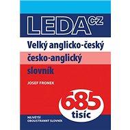 Velký anglicko-český a česko-anglický slovník - Kniha