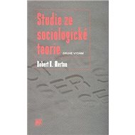 Studie ze sociologické teorie - Kniha