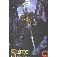 Slaine: Rohatý bůh 2 - Kniha