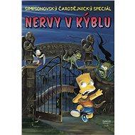 Simpsonovi Nervy v kýblu: Simpsonovský čarodejnický speciál - Kniha