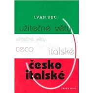 Užitečné věty česko-italské - Kniha