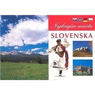 Najkrajšie miesta Slovenska - Kniha