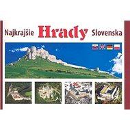 Najkrajšie hrady Slovenska - Kniha