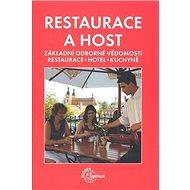 Restaurace a host - Kniha