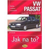 VW Passat Limuzína od 4/88 do 9/96, variant pd 6/88 do 5/97: Údržba a opravy automobilů č. 16