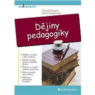 Dějiny pedagogiky - Kniha