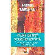 Tajné dějiny starého Egypta - Kniha
