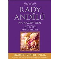 Rady andělů na každý den: + 44 karet - Kniha