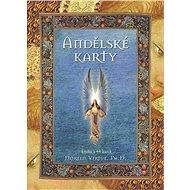 Andělské karty: kniha a 44 karet - Kniha