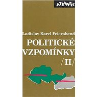 Politické vzpomínky II. - Kniha