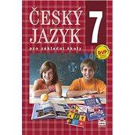 Český jazyk 7 pro základní školy - Kniha