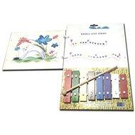 Zvonkohraní: Zvonkohra + kniha pro děti od 3-6 let - Kniha