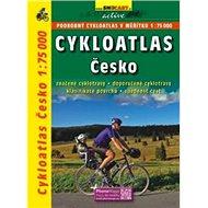 Cykloatlas Česko 1:75 000 - Kniha