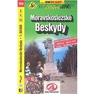 Moravskoslezské Beskydy 1:60 000: 154 - Kniha