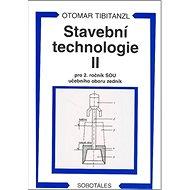 Stavební technologie II. pro SOU - Kniha
