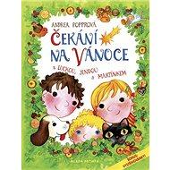 Čekání na Vánoce: s Luckou, Jendou a Martínkem - Kniha