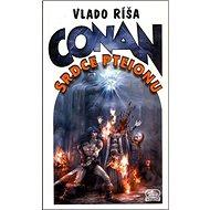 Conan Srdce Pteionu - Kniha