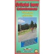 Orlické hory průvodce cyklotrasami - Kniha