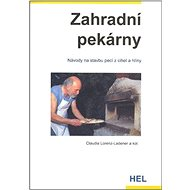 Zahradní pekárny - Kniha