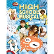 High School Musical Knížka na rok 2009 - Kniha