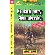 Krušné hory Chomutovsko 1:60 000: 105 - Kniha