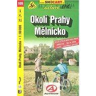 Okolí Prahy Mělnicko 1:60 000: 109 - Kniha