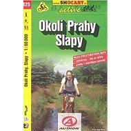 Okolí Prahy Slapy 1:60 000: 125 - Kniha