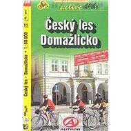 Český les Domažlicko 1:60 000: 134 - Kniha