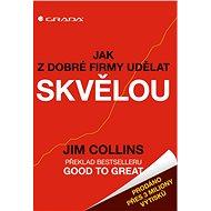 Jak z dobré firmy udělat skvělou - Kniha