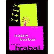 Něžný barbar - Kniha