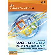 Videopříručka Word 2007 nejen pro začátečníky - Kniha