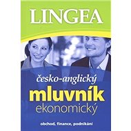 Česko-anglický mluvník ekonomický - Kniha