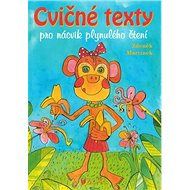 Cvičné texty pro nácvik plynulého čtení - Kniha