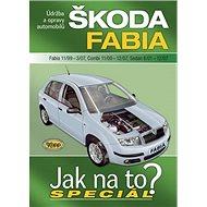 Škoda Fabia 11/99-3/07, Combi 11/00-12/07, Sedan 6/01-12/07: Údržba a opravy automobilů - Kniha