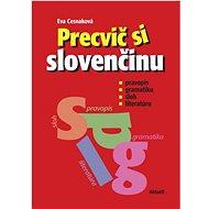 Precvič si slovenčinu - Kniha