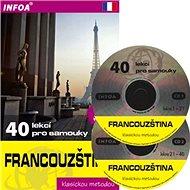 Francouzština 40 lekcí pro samouky s 2CD - Kniha