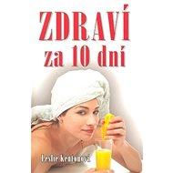 Zdraví za 10 dní - Kniha