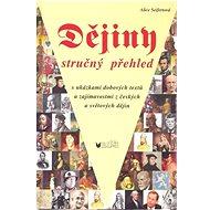 Dějiny stručný přehled - Kniha