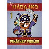 Hádajko 1: Pirátsky poklad - Kniha