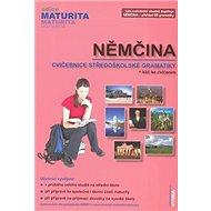 Němčina cvičebnice středoškolské gramatiky - Kniha