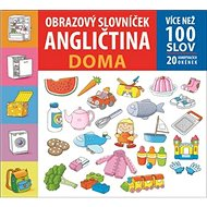 Obrazový slovníček Angličtina Doma - Kniha