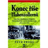 Konec říše Hohenzollernů: Politika císařského Německa vůči carskému Sovětskému Rusku 1914-1917,1918 - Kniha