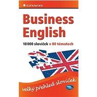 Business English 10 000 slovíček v 80 tématech: velký přehled slovíček - Kniha