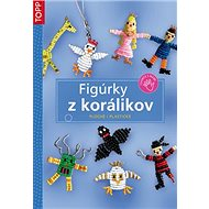 Figúrky z korálikov: SK3743 - ploché i plastické - Kniha