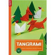 Tangrami: SK5812 - figúrky a dekorácie z dielikov origami - Kniha