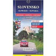 Slovensko 1:500 000 - Kniha