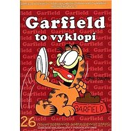 Garfield to vyklopí: Číslo 26 - Kniha