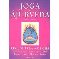 Jóga a ájurvéda - Kniha